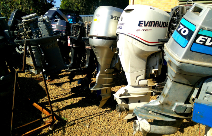 bowmans marine outboard secondhand bundaberg